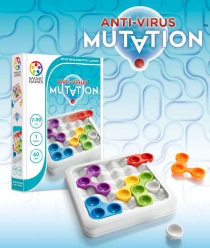 SMART GAMES Antivirus Mutation