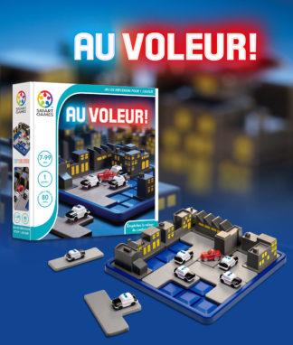 SMART GAMES Au Voleur