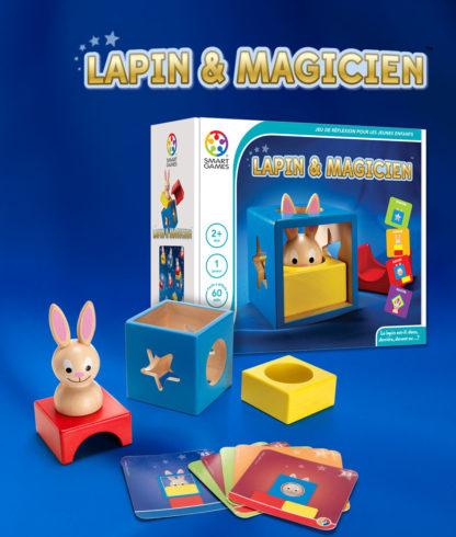 SMART GAMES Lapin et Magicien