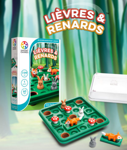 SMART GAMES Lievres et renards