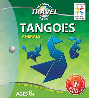 SMART GAMES Tangoes les animaux
