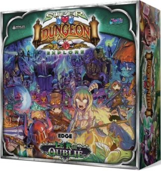 Super Dungeon Explore - le roi oublie