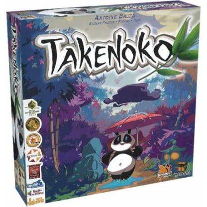 Takenoko - jeu de base