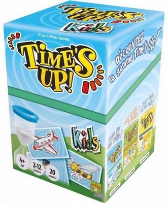 Times Up Kids panda version boite carton