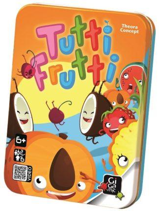 Tutti Frutti (boite metal)