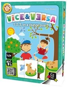 Vice et Versa (boite carton)