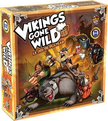 Vikings Gone Wild - jeu de base