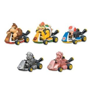 voiture a friction Mario kart
