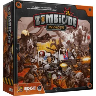 Zombicide invader - jeu de base